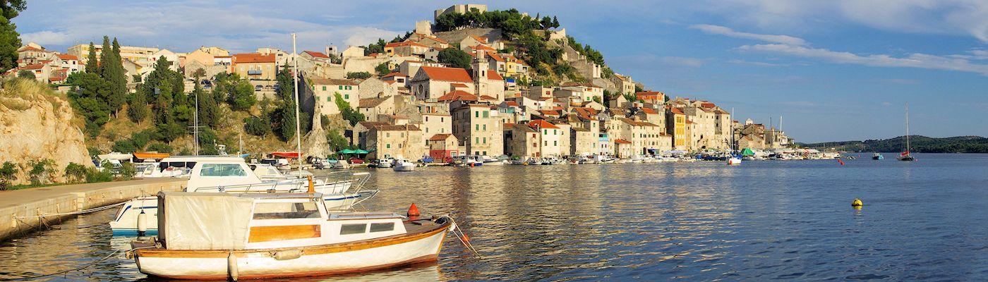 sibenik kroatien ferienwohnungen apartments
