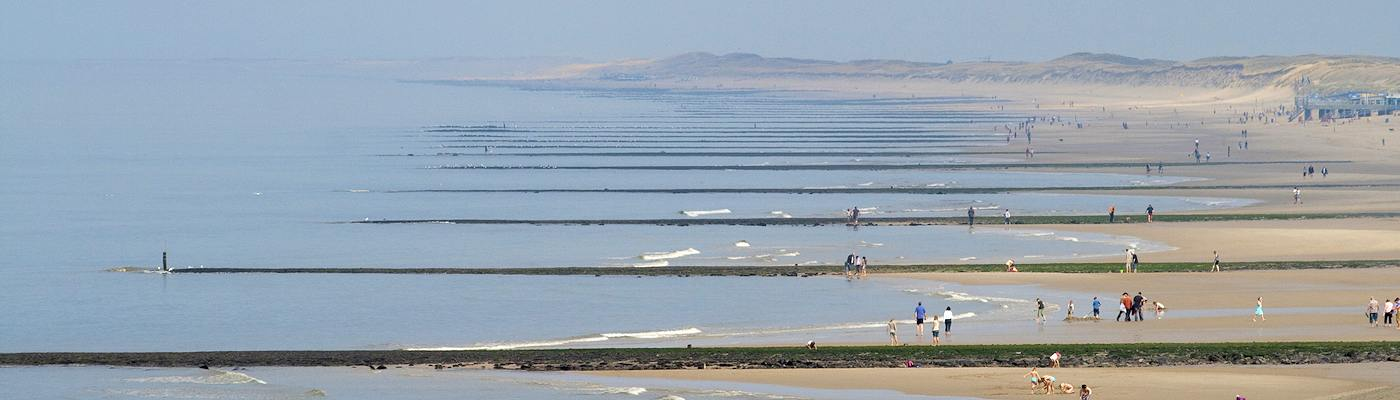 sint maartenszee niederlande strand