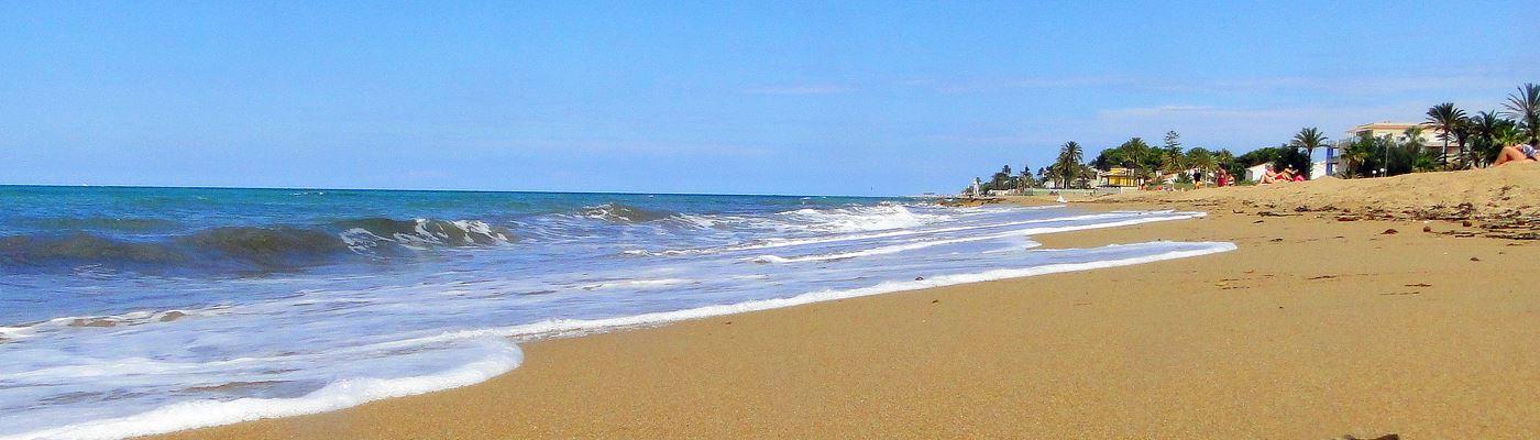 valencia provinz strand urlaub