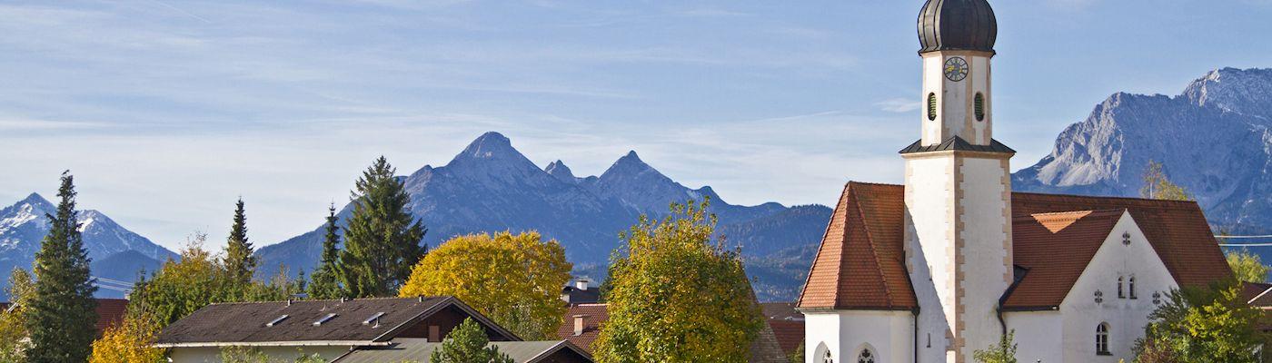 wallgau alpenwelt karwendel oberbayern ferienwohnungen