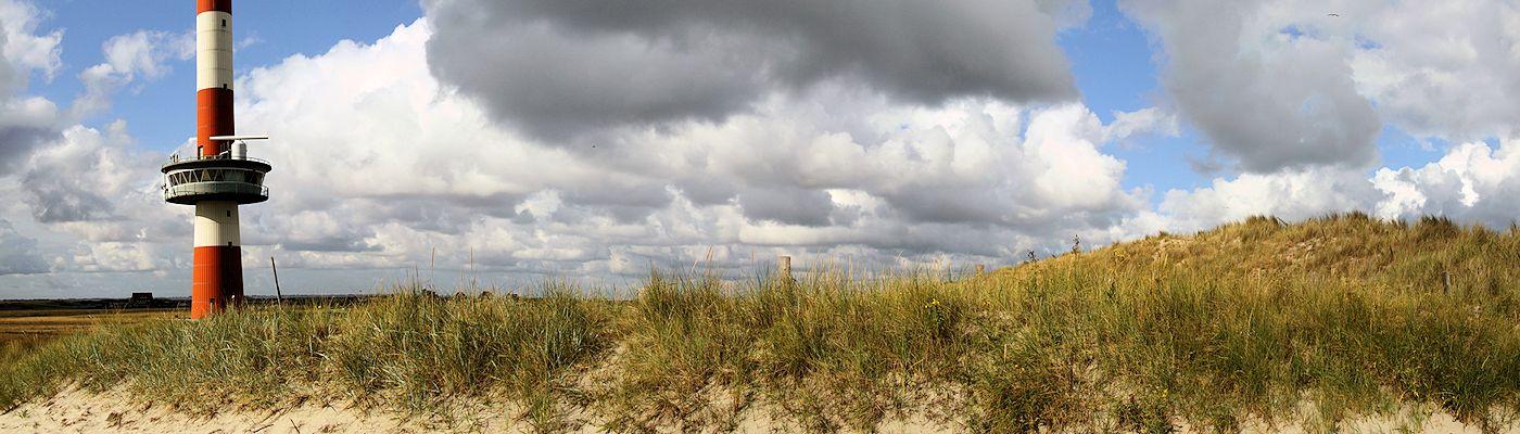 wangerooge leuchtturm ostfriesische inseln nordsee strand
