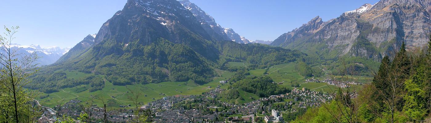 zentralschweiz glarus berge