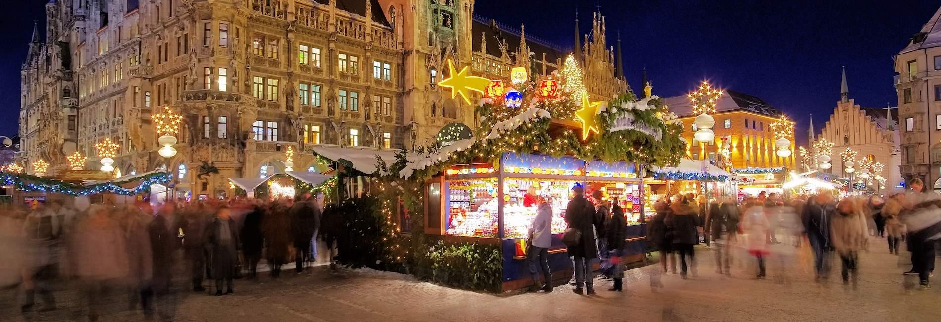 Starnberg Weihnachtsmarkt.Ferienwohnung Ferienhaus Zum Münchner Christkindlmarkt Mieten