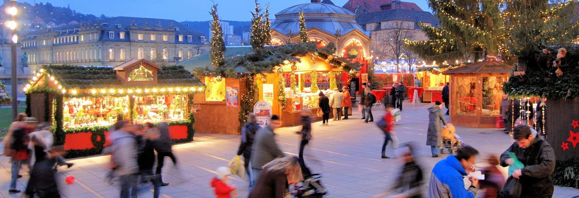 Stuttgart Weihnachtsmarkt.Ferienwohnung Ferienhaus Zum Stuttgarter Weihnachtsmarkt