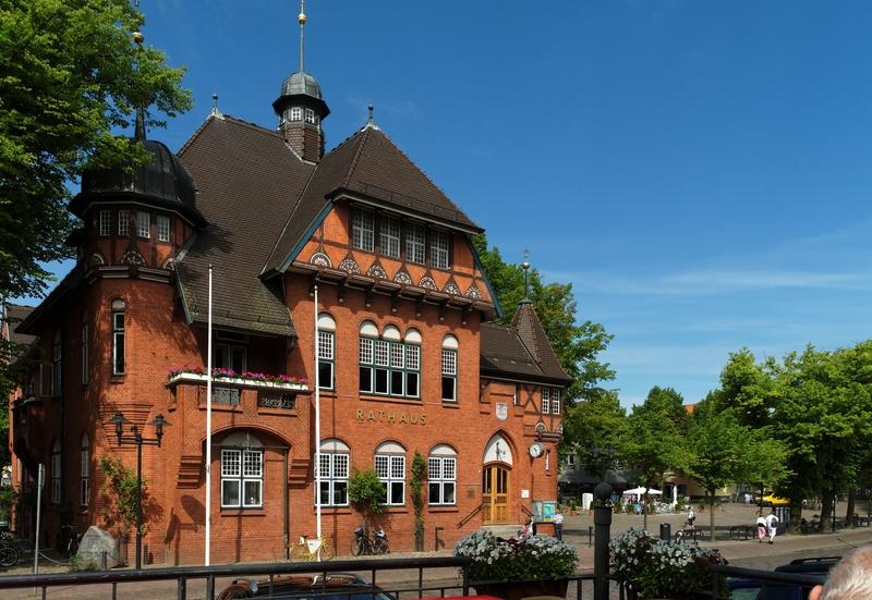 Burg A. Fehmarn