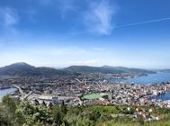 hordaland norwegen bergen