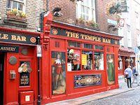 irland pub in dublin