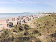sierksdorf ostsee strand ferienwohnungen