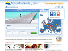 Screenshot ferienwohnungen.de