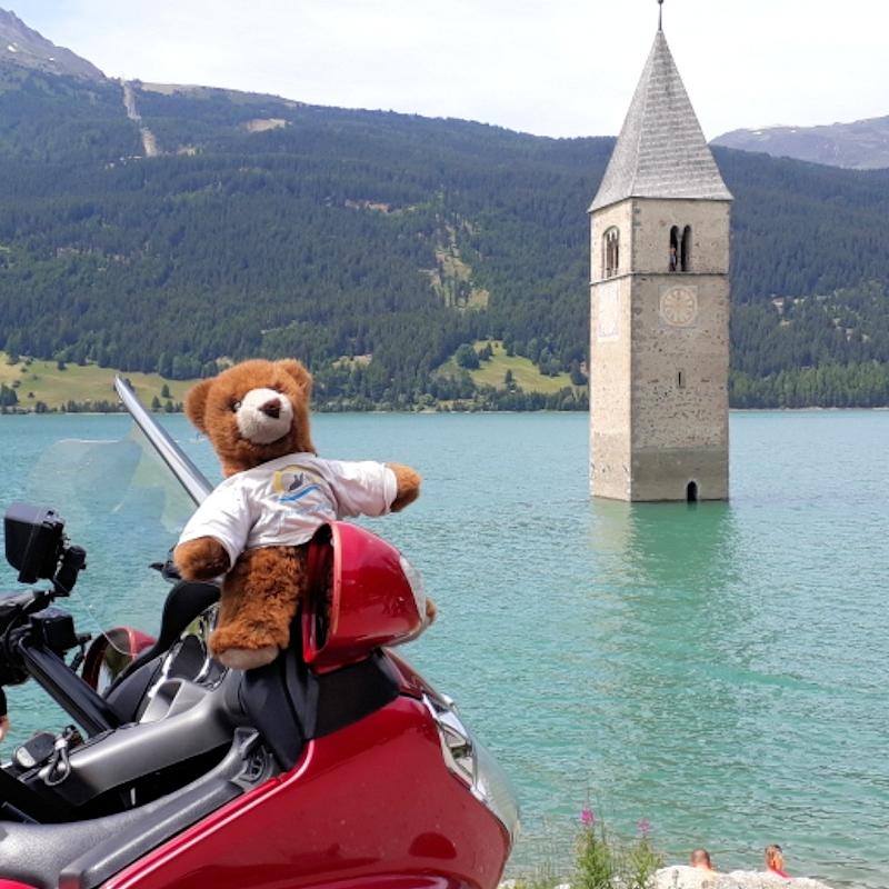 Motorradreise zum Schwarzen Meer