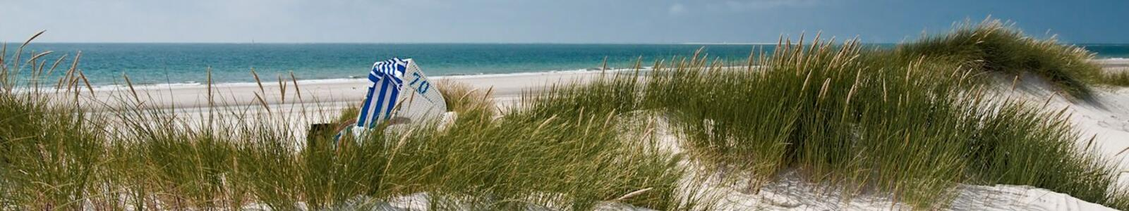 sylt nordsee strand strandkorb